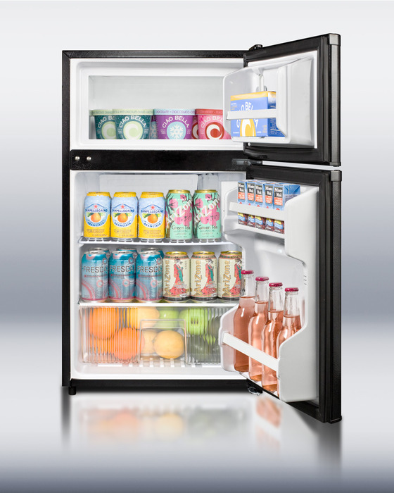 energy star rated dorm size fridge